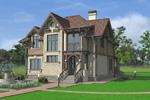 проект дома Нормандский